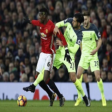 Manchester United vs Liverpool 2