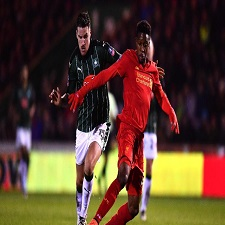 Plymouth Argyle vs Liverpool